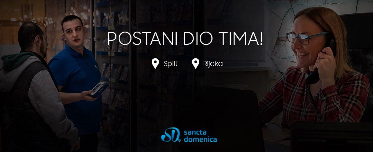 Tražiš posao? Pridruži se našem timu u Sarajevu!